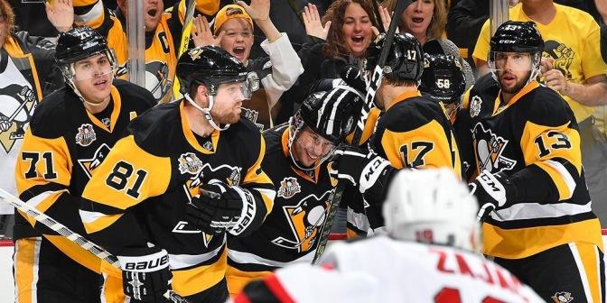 Recap: Penguins Top Devils