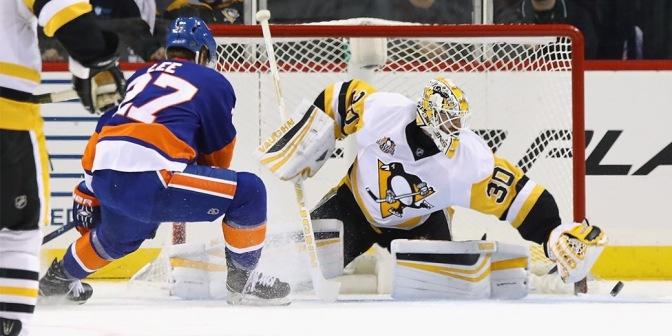 Recap: Islanders 5, Penguins 3