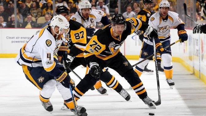Recap: Penguins 4, Predators 2