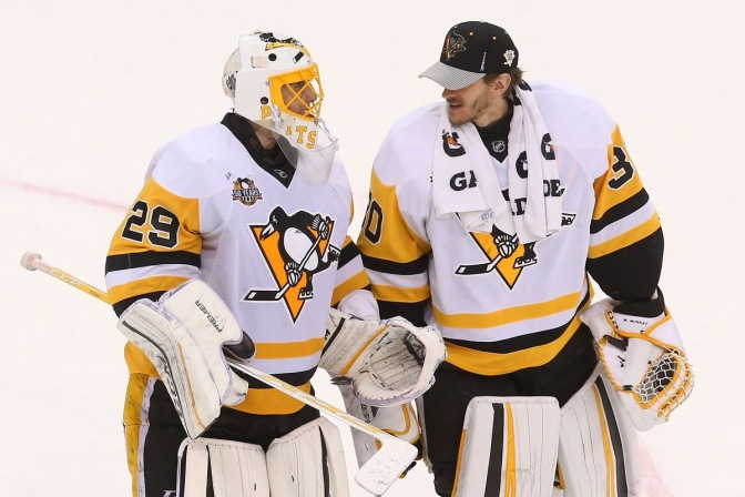 COLUMN: Don't Judge A Goalie By His Wins