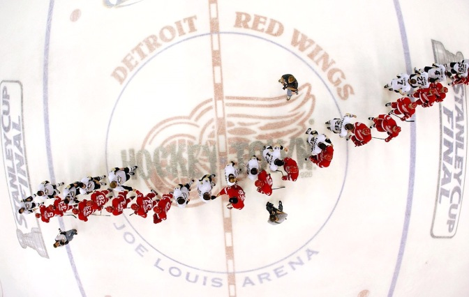 What Can Pens Fans Take Away From Red Wings' Streak?