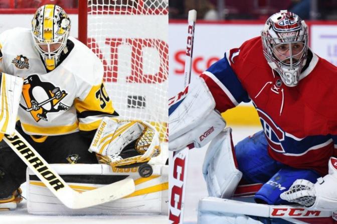 Top 10 NHL Goalies