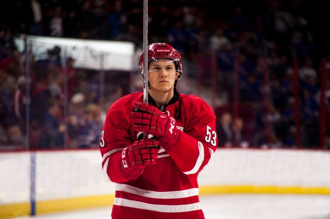 Metropolitan Division Preview: Carolina Hurricanes