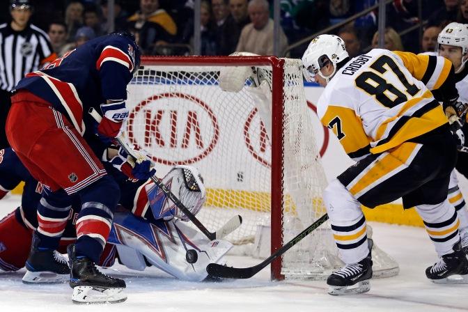 Three Takeaways: Pens Win, 5-4, In OT vs. Rangers