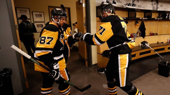 Pens Right Where They Want To Be