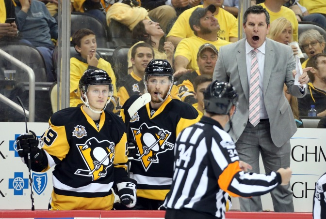Pens Trying To Find Footing 5-on-5