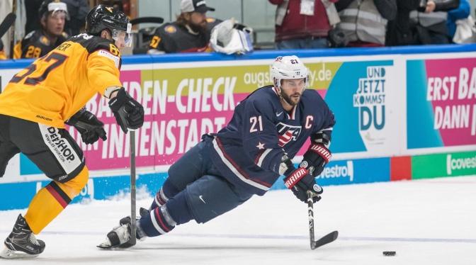 Olympic Hockey Update