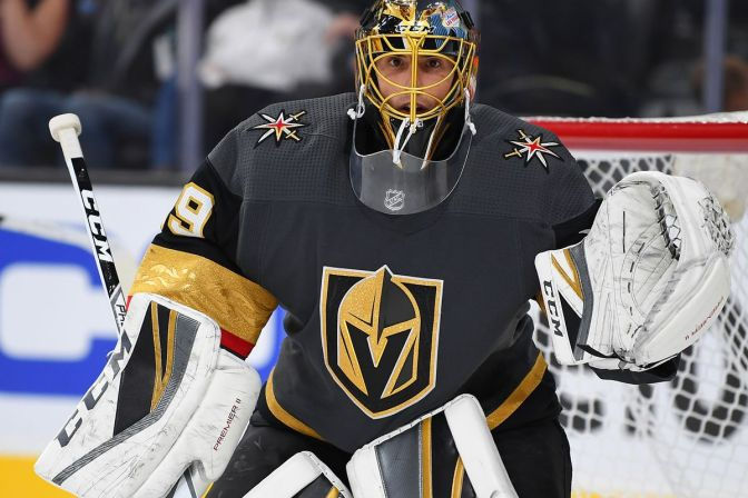 COLUMN: Nothing Could've Ruined Fleury's Night